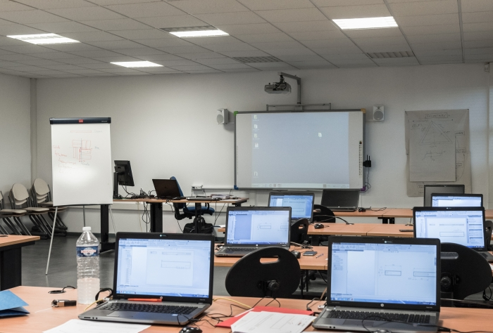 Inscription formation SOLIDWORKS - Septembre 2018