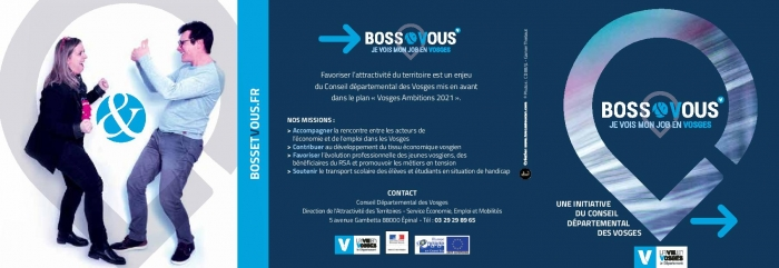 BOSS&VOUS: mise en relation Candidat / Employeur