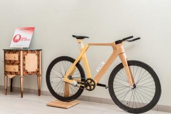 Vélo en bois - Projet Pluridisciplinaire